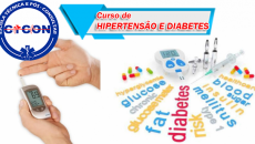 HIPERTENSÃO E DIABETES