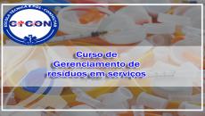 GERENCIAMENTO DE RESÍDUOS EM SERVIÇOS DE SAÚDE