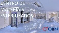 CME - CENTRO DE MATERIAIS DE ESTERILIZAÇÃO