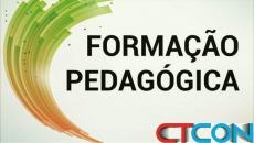 FORMAÇÃO PEDAGÓGICA